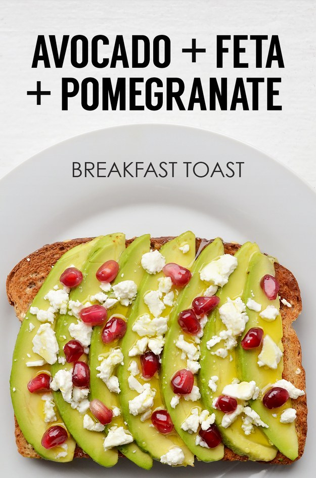 Creative Breakfast Toasts 17