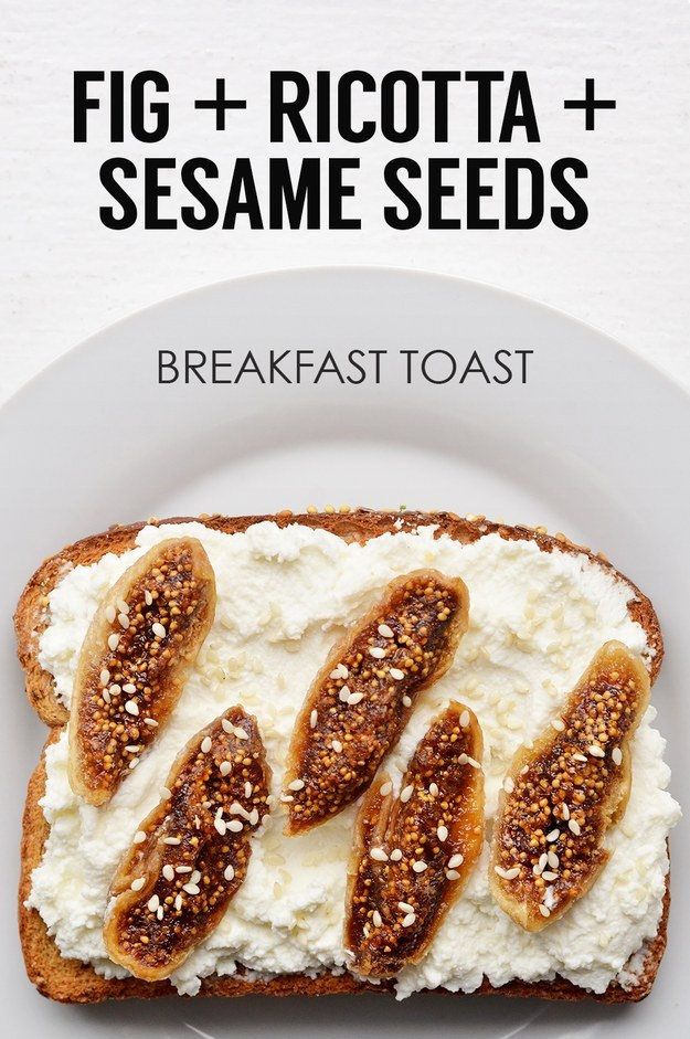 Creative Breakfast Toasts 18