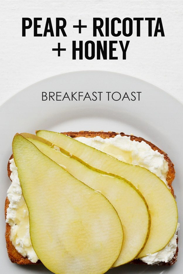Creative Breakfast Toasts 21