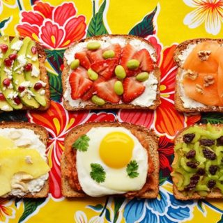 Wonderful DIY 21 Creative Breakfast Toasts