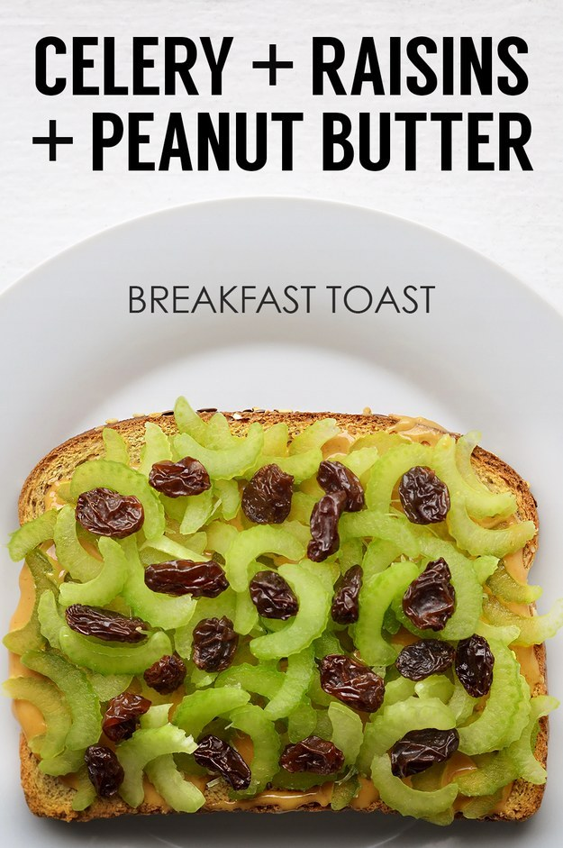 Creative Breakfast Toasts 5