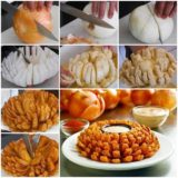 Wonderful DIY Blooming Onion
