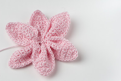 Crochet Cute Little Flower8