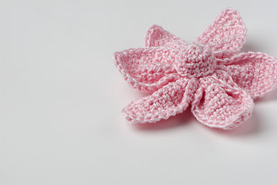 Crochet Cute Little Flower9-2