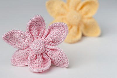 Crochet Cute Little Flower9-4