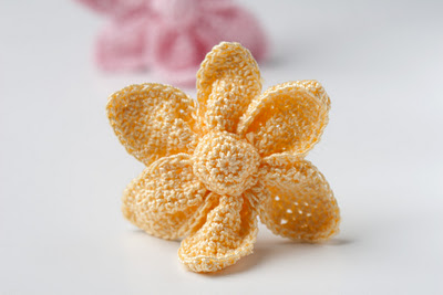 Crochet Cute Little Flower9-5
