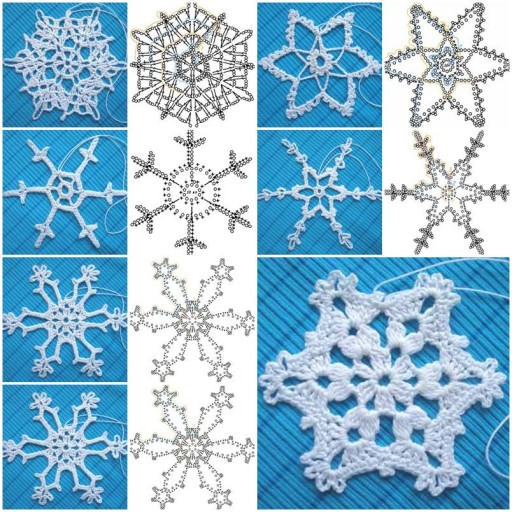 Crochet-Snowflake-Pattern-Featured