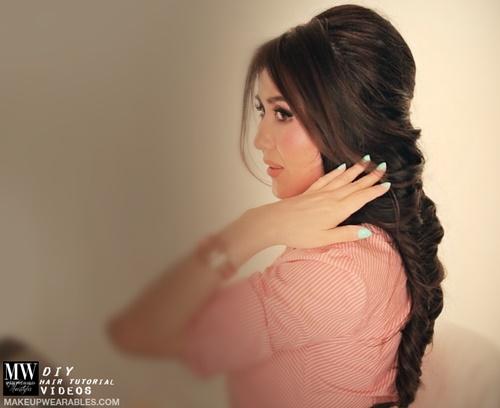 Disney Frozen Hairstyle 2