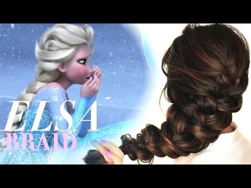 Disney Frozen Hairstyle3