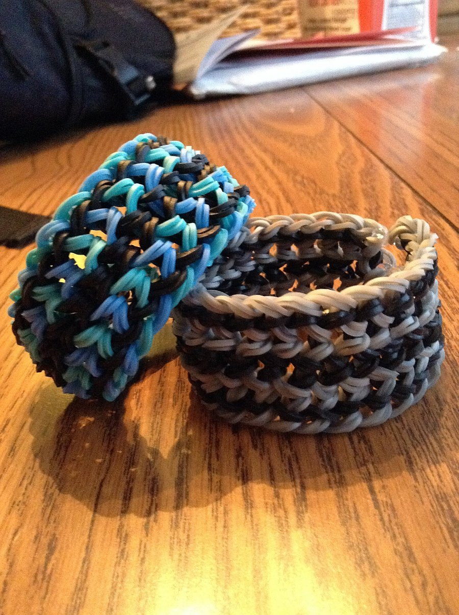 Double Dragon Scale Cuff Loom Bracelet DIY Dragon Scale Cuff Loom Bracelet   Free Video Guide