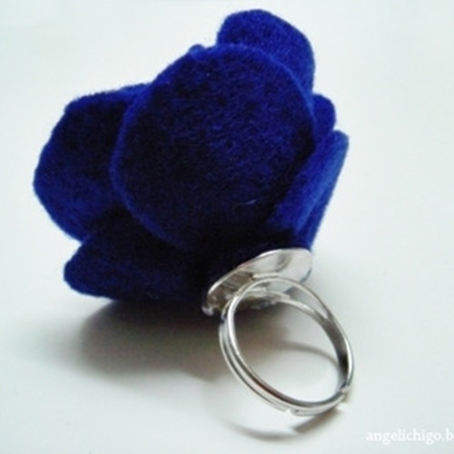 Felt Rose Ring9-3