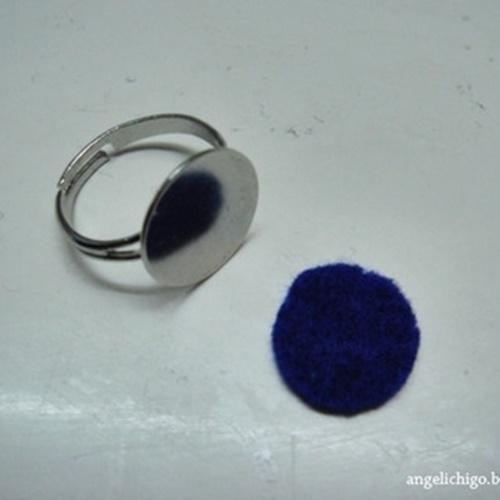 Felt Rose Ring9