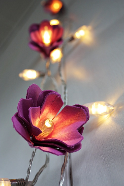 Flower-Light-from-Egg-Carton-4