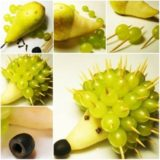Wonderful DIY Cute Fruit Hedgehog