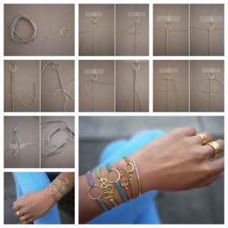 Wonderful DIY Stylish Macrame Bracelet