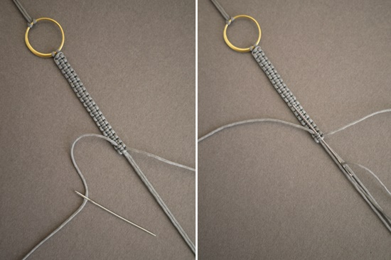 Macrame Bracelet7