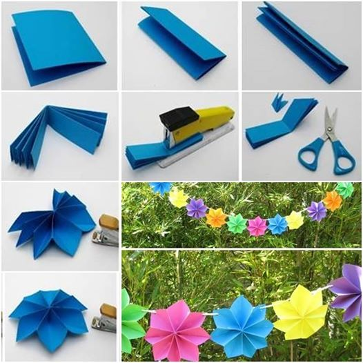 Paper Party Decoration F Wonderful DIY Paper Decoration For Party