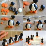 Wonderful DIY Cute Penguin Snacks
