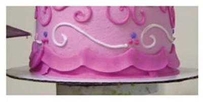 Princess Cake Decorating 8