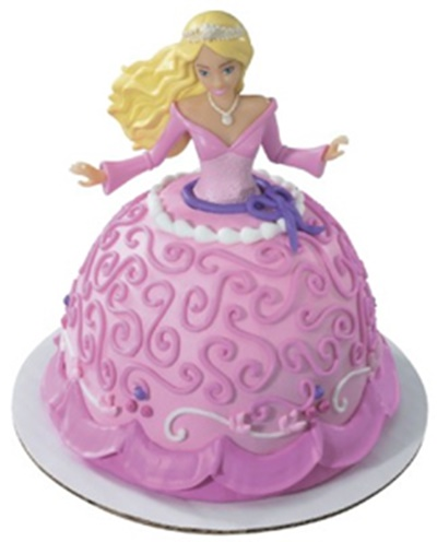 Wonderful Diy Barbie Princess Cake Decorating