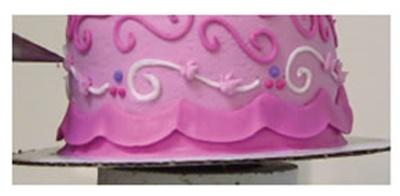 Princess Cake Decorating 9