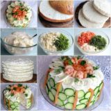 Wonderful DIY Delicious Sandwich Cake