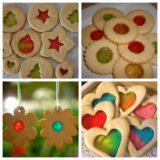 Wonderful DIY Stain Glass Sugar Cookies