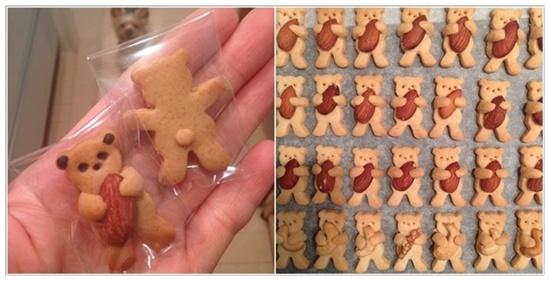 Teddy Bear Cookies3
