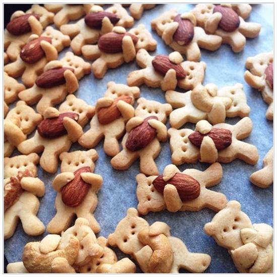Teddy Bear Cookies5