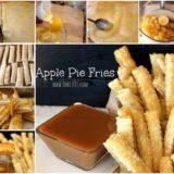 Wonderful DIY Apple Pie Fries