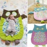 Wonderful DIY Cute Baby Owl Mat