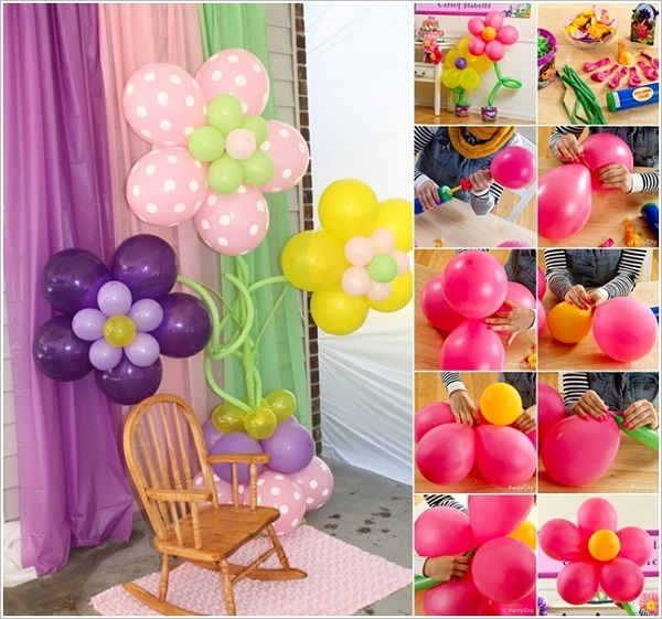 Decoration With Balloons – Tips and Step-by-step Videos
