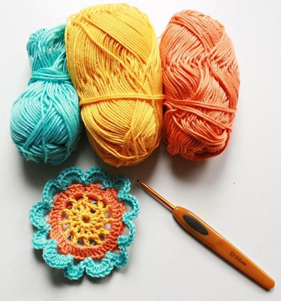 crochet japanese flower1