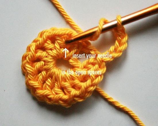 crochet japanese flower5
