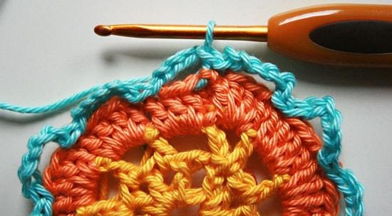 crochet japanese flower8