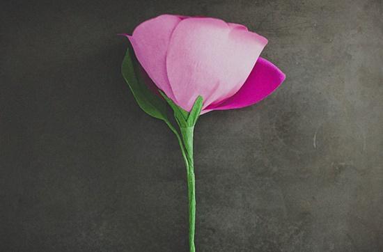 diy-giant-paper-rose-15
