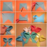 Wonderful DIY Pretty Paper Bow