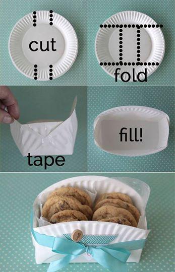 easy dessert box Wonderful DIY Super Easy Food box