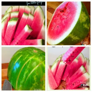 Wonderful DIY Little Finger Watermelon