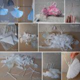 Wonderful DIY Napkin Ballerinas
