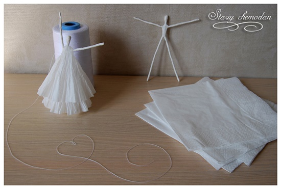 napkin-and-wire-ballerina-craft9