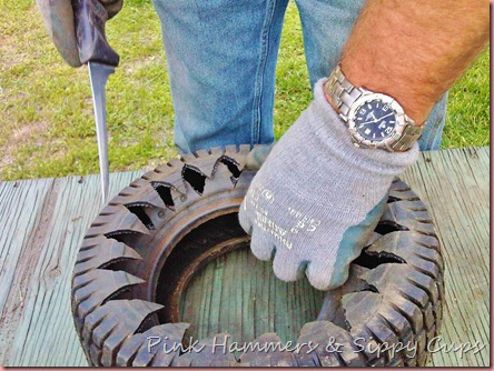 Wonderful Diy Beautiful Tire Planter