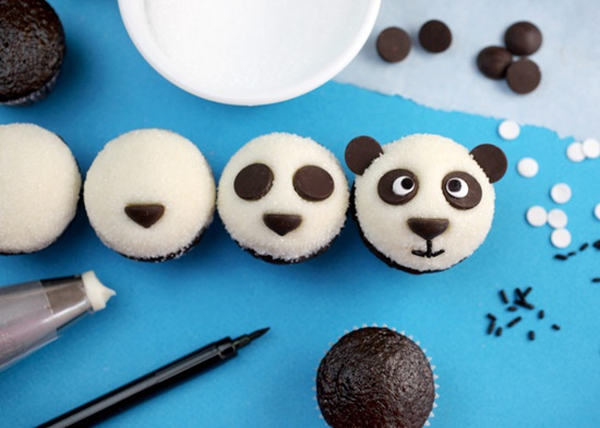 panda cupcakes7