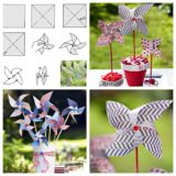 Wonderful DIY Pretty  Paper PinWheel