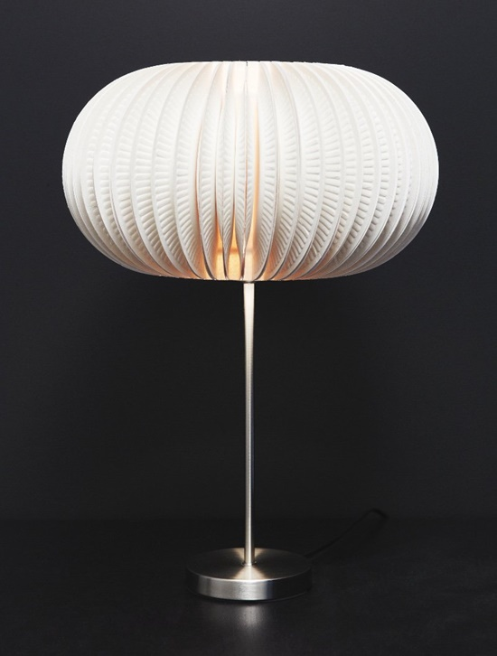 paper plate lampshade5