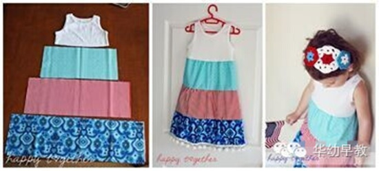 reuse little girls colthes13