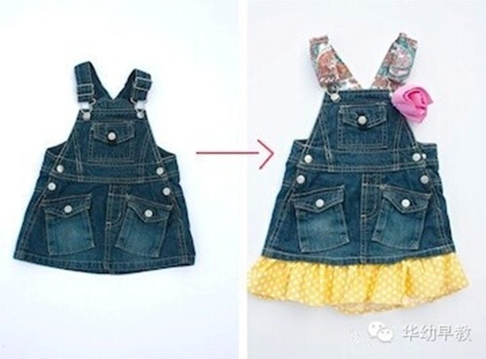 reuse little girls colthes4
