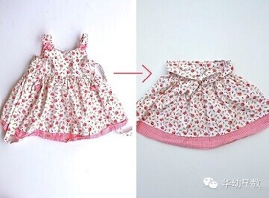 reuse little girls colthes5