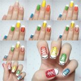 Wonderful DIY Cool Sneakers Nail Art