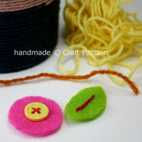 yarn pencil holder from paper rolls8